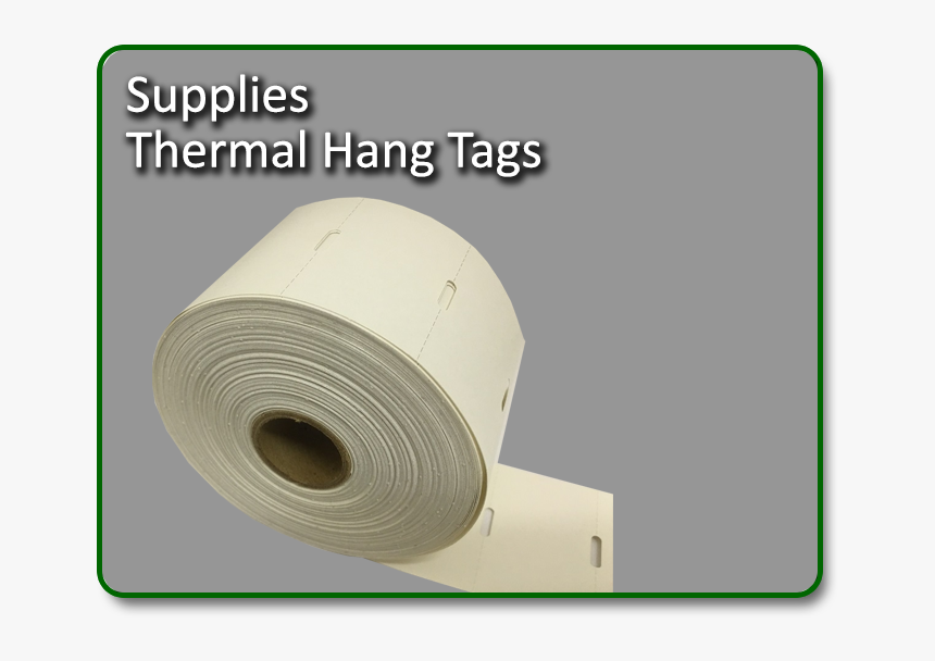 Hang Tag Labels For Point Of Sale Systems From Ability - Tissue Paper, HD Png Download, Free Download
