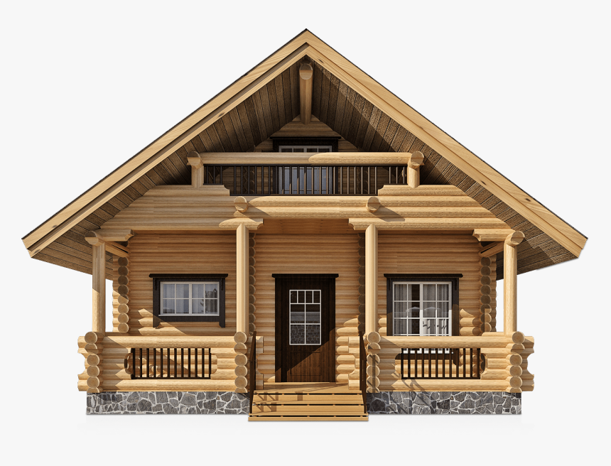 Wooden House Craft, Wooden Houses Supplier In Gujarat, - Wooden Houses, HD Png Download, Free Download