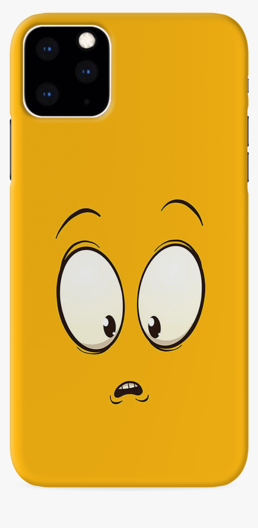Confused Emoji Slim Case And Cover For Iphone 11 Pro - Iphone 11 Pro Max Emoji, HD Png Download, Free Download