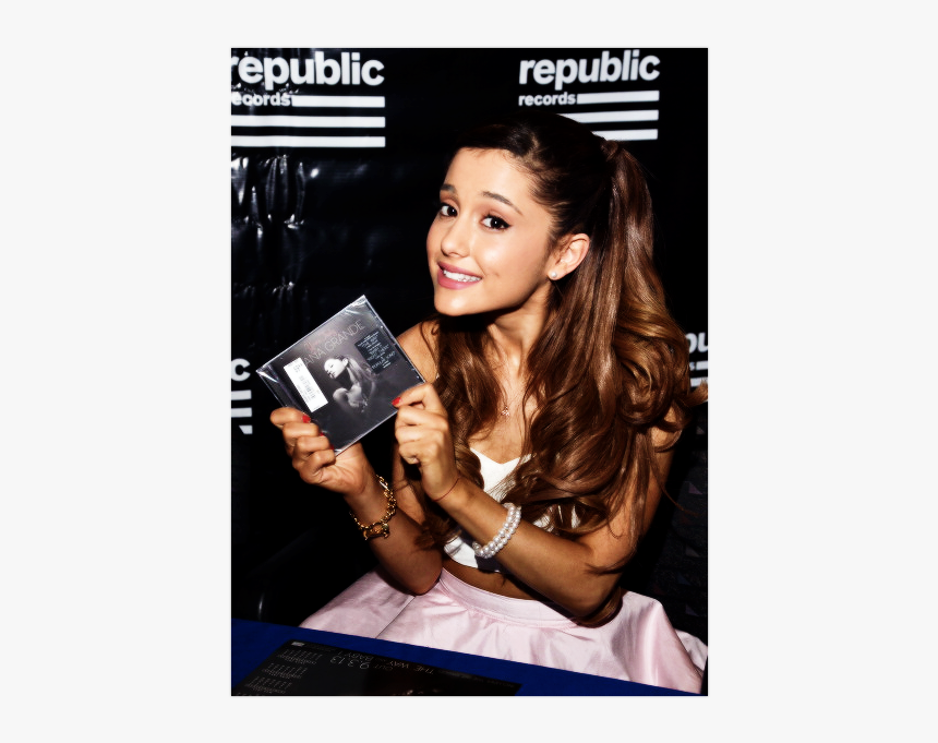 Ariana Grande, Yours Truly, And Perfect Image - Ariana Grande Yours Truly Era, HD Png Download, Free Download