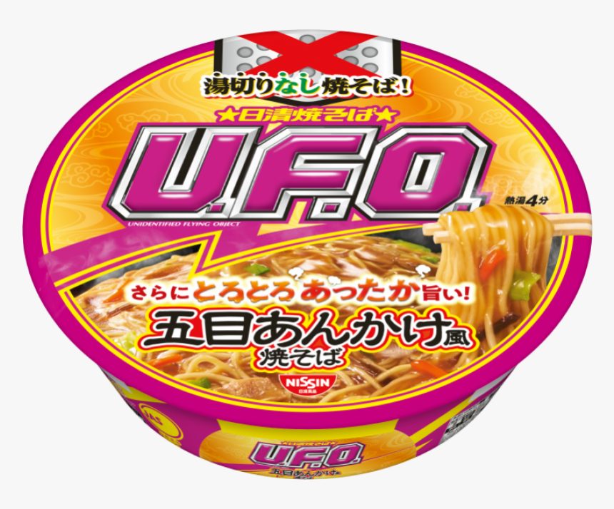 Japanese Nissin Cup Noodles - Ufo Noodles, HD Png Download, Free Download