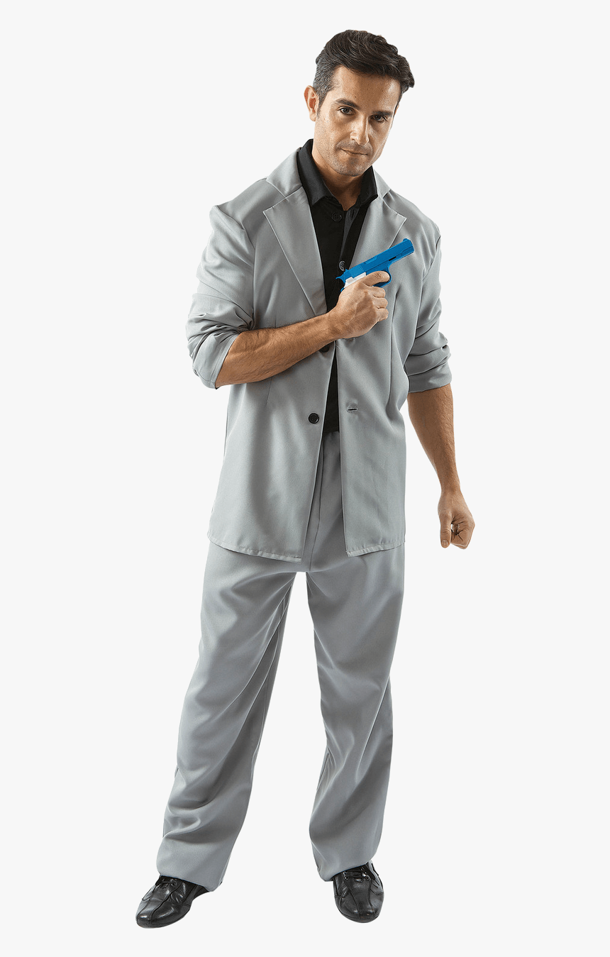 Detective Outfit Men, HD Png Download, Free Download