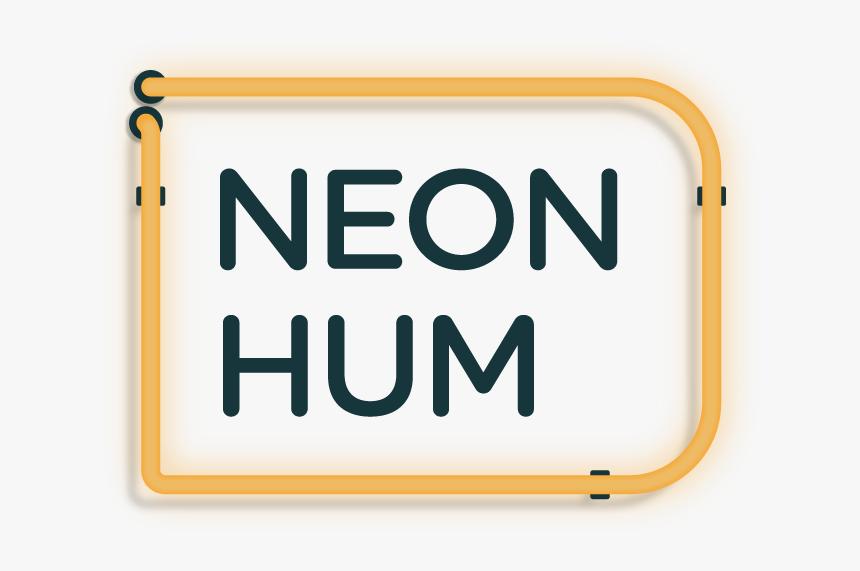Neon Hum Media Logo, HD Png Download, Free Download