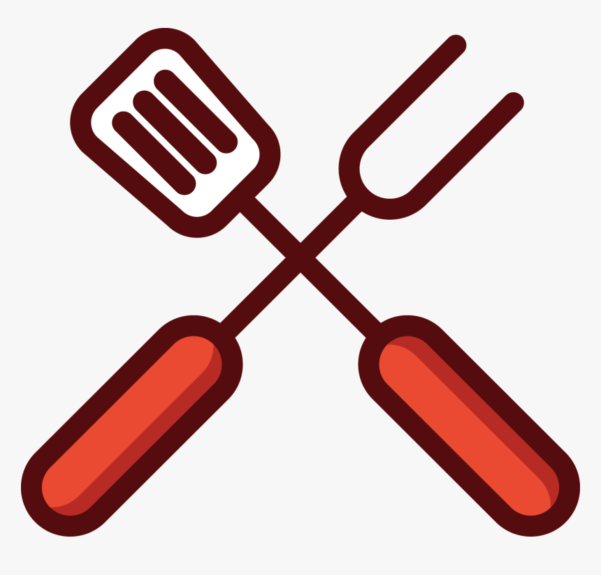 Picture Free Stock Churrasco Putty Knife Download Icon - Churrasco Vetor Png, Transparent Png, Free Download