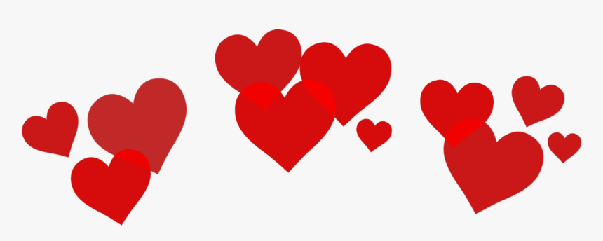 Transparent Background Heart Crown, HD Png Download, Free Download