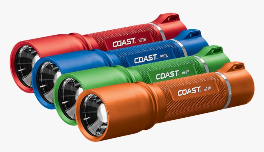 Coast Hp7r Gallery2 - Coast Flashlights, HD Png Download, Free Download