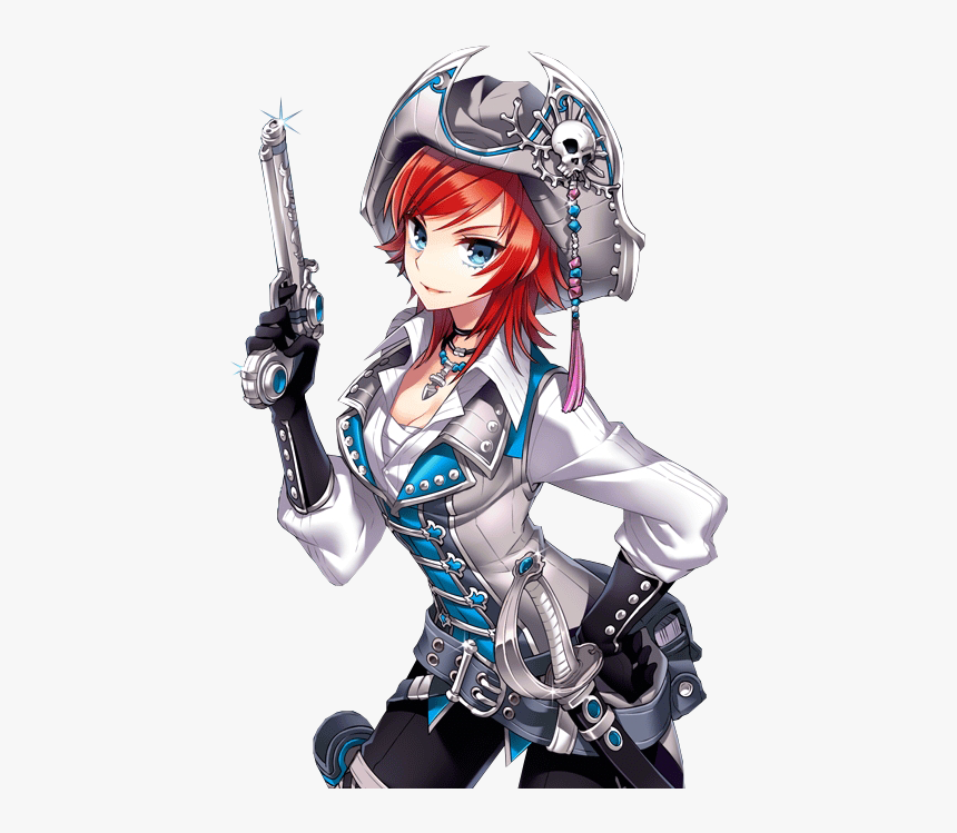 Sexy Pirate Anime, HD Png Download, Free Download