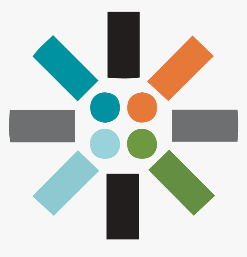 Kcs Logo Blue Orange Green Icon Pr Public Relations - Graphic Design, HD Png Download, Free Download