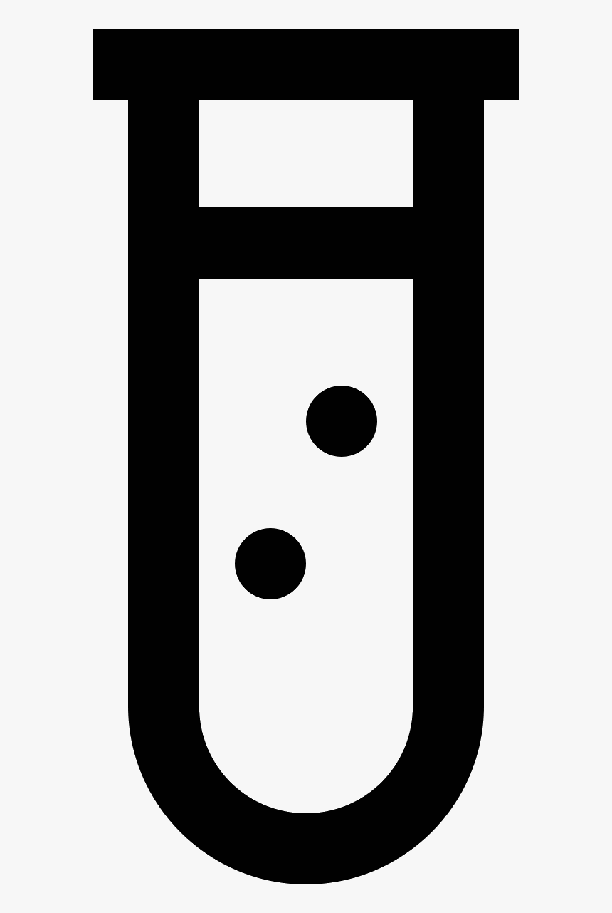 """It""""s A Logo Of A Thin Test Tube - Colorfulness, HD Png Download, Free Download"""