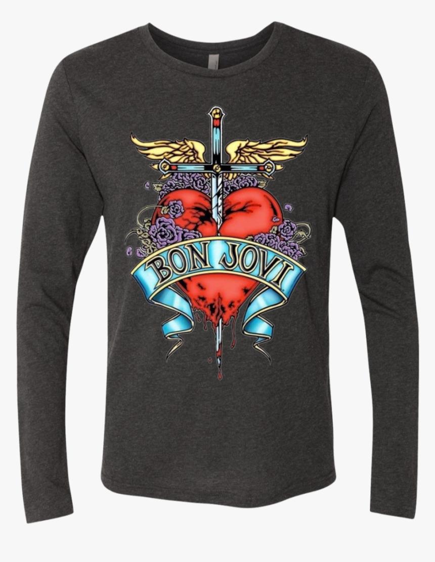 "Bon Jovi Vintage Graphic Tee""  Class=""img Zoom - Bon Jovi Logo Original, HD Png Download, Free Download"