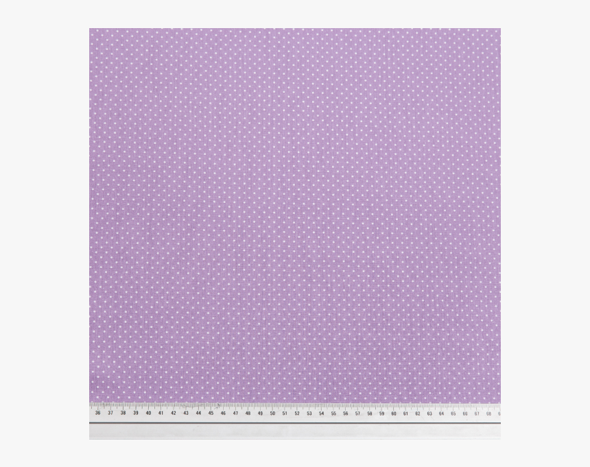 Cotton Poplin Printed Small Dots Purple - Polka Dot, HD Png Download, Free Download