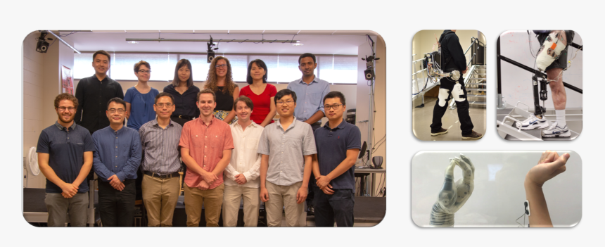 The Neuromuscular Rehabilitation Engineering Laboratory - Crew, HD Png Download, Free Download