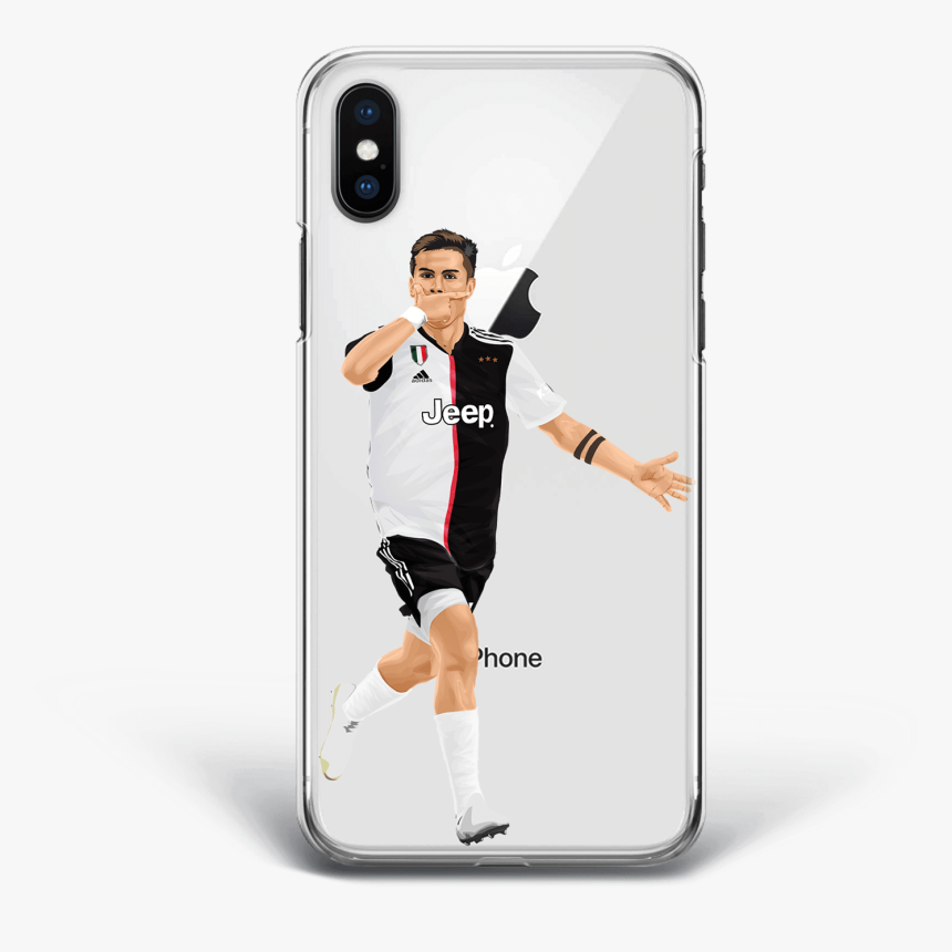 Paulo Dybala The Mask Celebration - Memphis Depay Phone Case, HD Png Download, Free Download