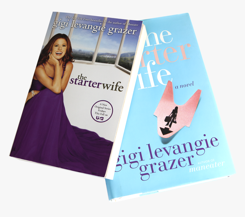 The Starter Wife - Banner, HD Png Download, Free Download