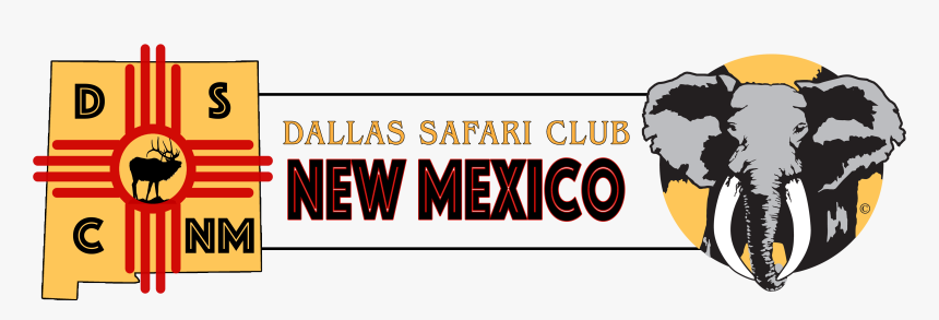 Transparent Philmont Scout Ranch Clipart - Dallas Safari Club Logo, HD Png Download, Free Download