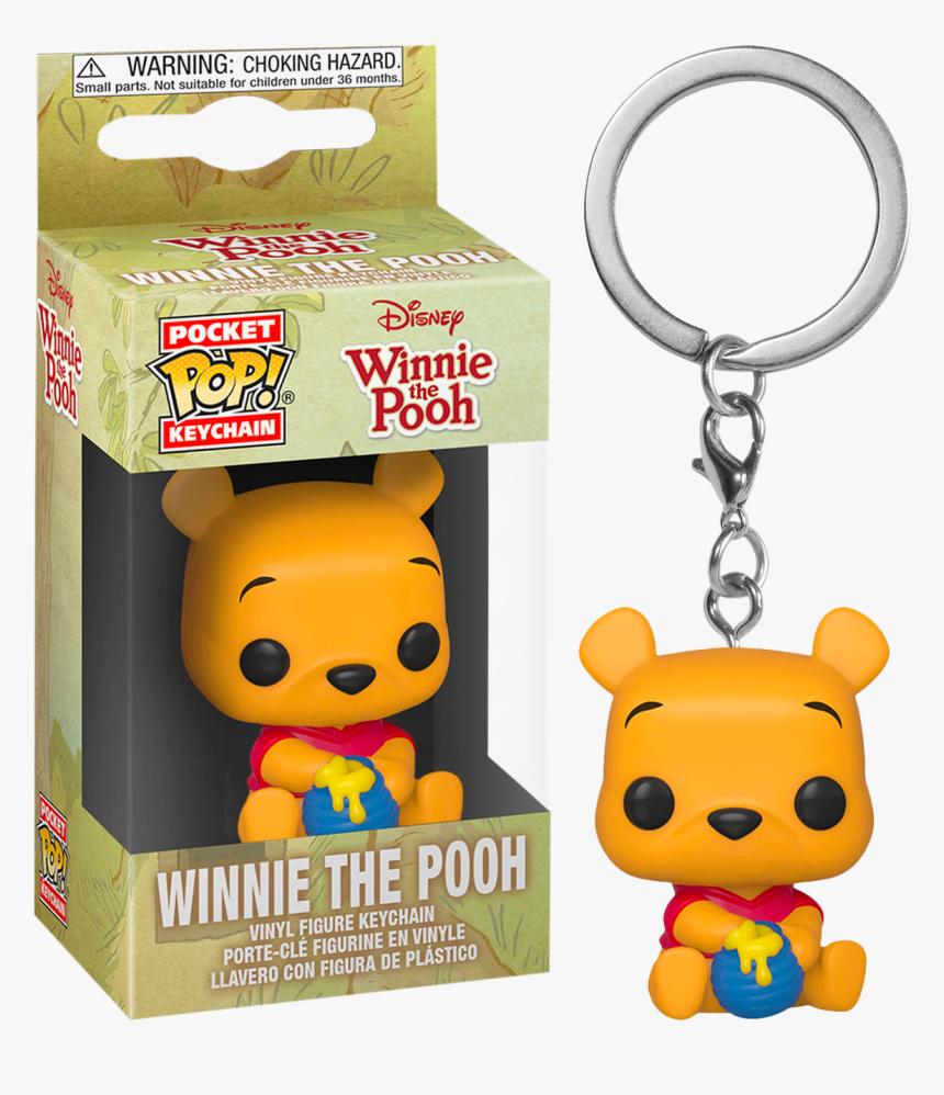 Winnie The Pooh - Funko Pop Keychain Winnie The Pooh 45287, HD Png Download, Free Download
