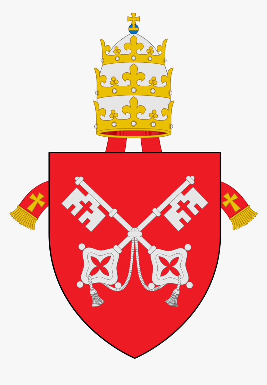 Vatican Pope Coat Of Arms, HD Png Download, Free Download