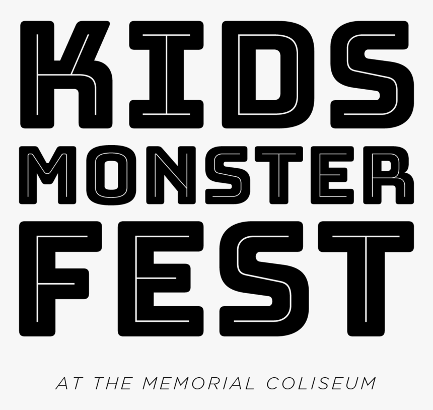 Kidsmonsterfest Logo 01 - Graphics, HD Png Download, Free Download