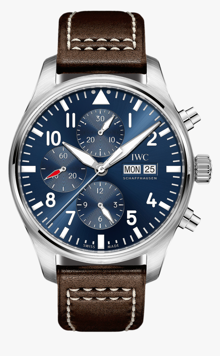 Iwc Watch, HD Png Download, Free Download