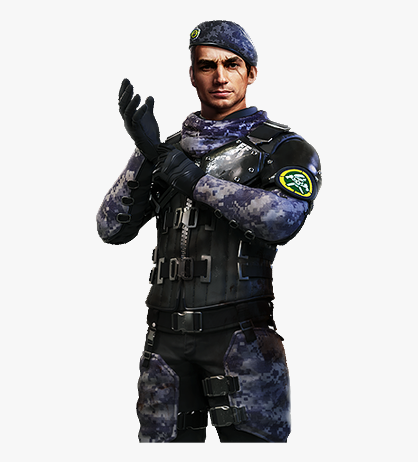 Free Fire Miguel Png, Transparent Png, Free Download