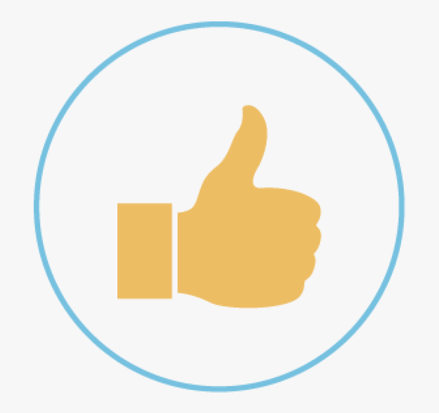 Transparent Facebook Like Thumbs Up Png - Thumb Signal, Png Download, Free Download