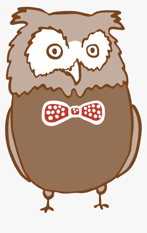 Burung Hantu Owl Kartun Transparent Kindpng