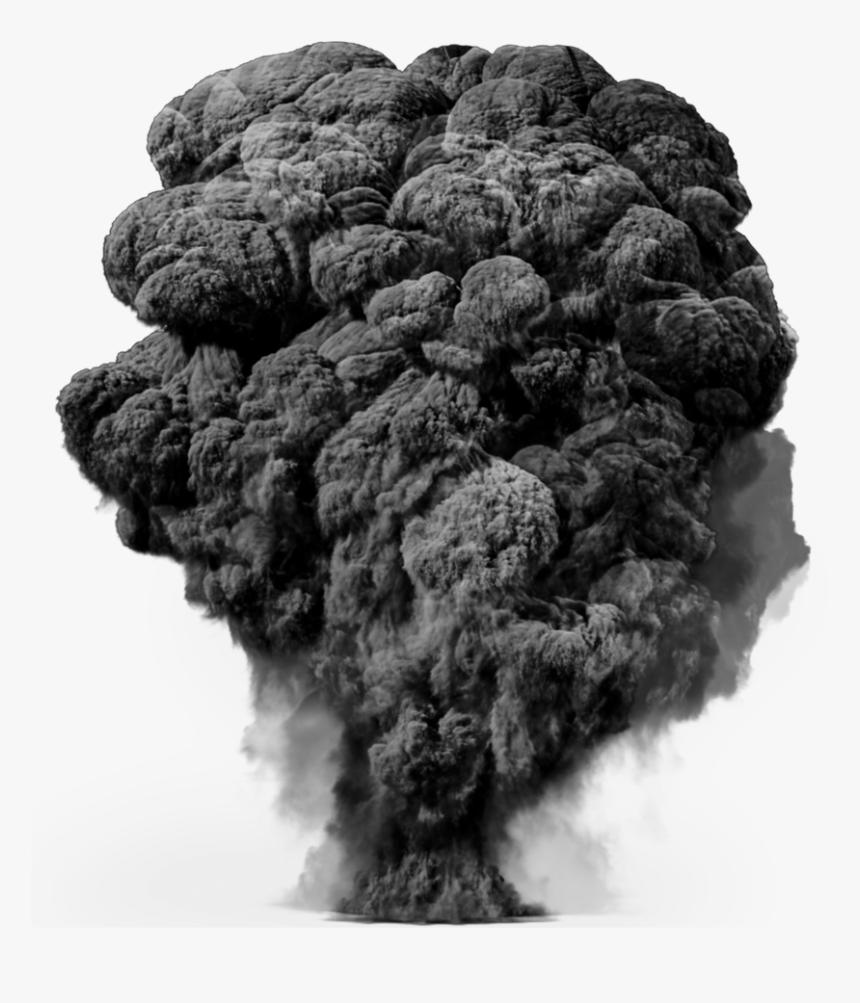 Transparent Explosion Smoke Png - Mushroom Cloud Png Gif, Png Download, Free Download
