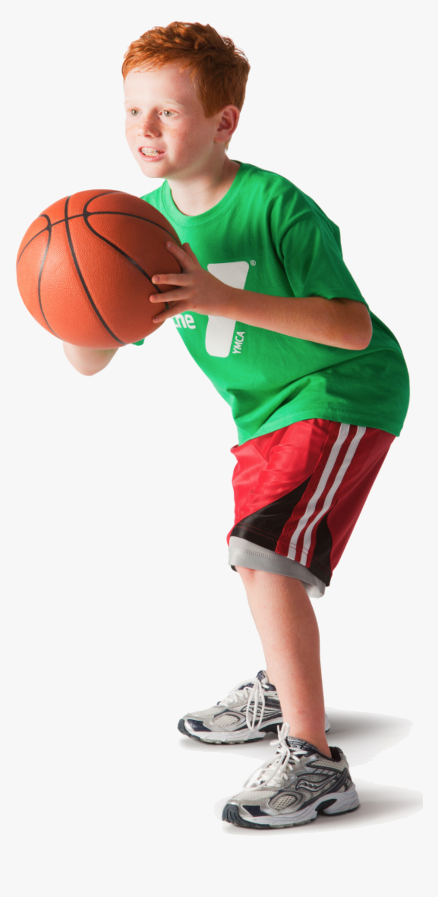 Basketball - Ymca Basketball Clinic Partnering With Sacramento State, HD Png Download, Free Download