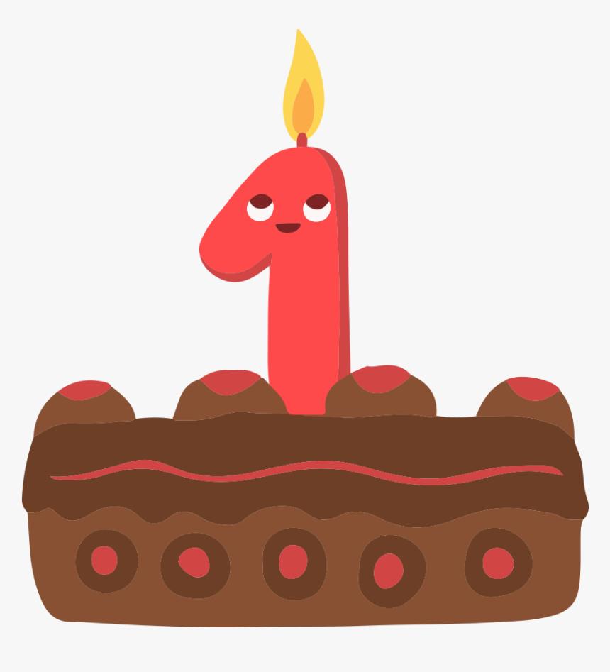 Transparent Birthday Cake Cartoon Png - Cake, Png Download, Free Download