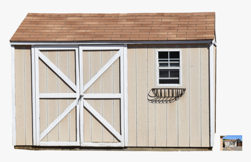 Shed,building,garden Cabin,outdoor Structure,facade - Plank, HD Png Download, Free Download