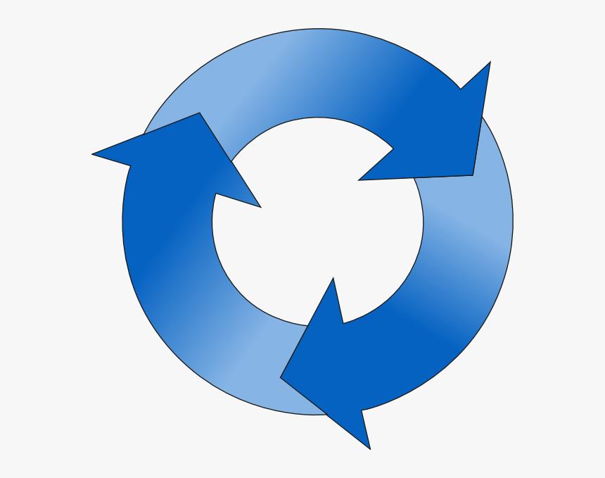 png download circular arrow blue hues circle with 3 arrows transparent png kindpng png download circular arrow blue hues
