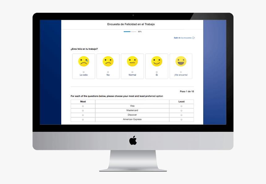Como Hacer Encuestas Online - Formas De Hacer Una Encuesta, HD Png Download, Free Download