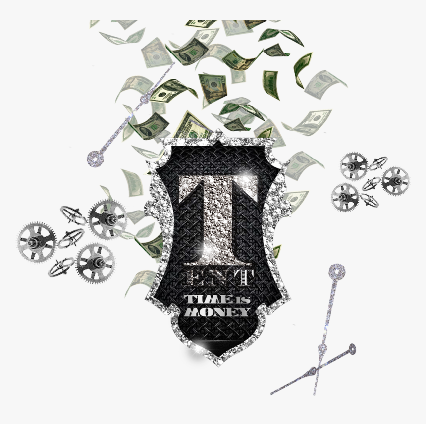 Transparent Time Is Money Png - Sketch, Png Download, Free Download