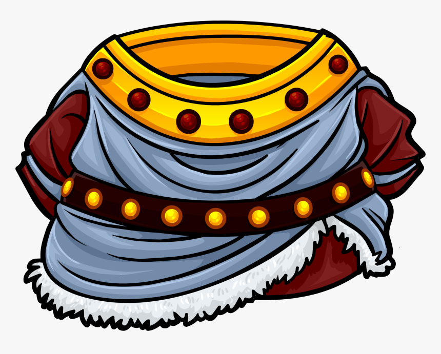 Club Penguin Wiki - King Clothes Clip Art, HD Png Download, Free Download