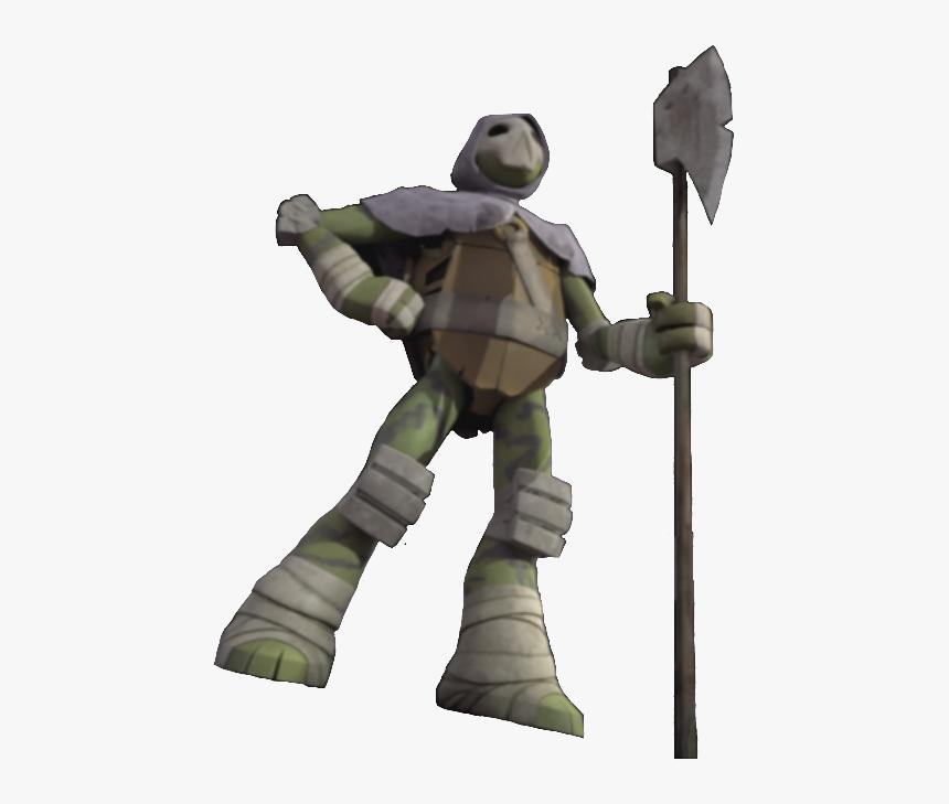 Mystic Donatello With Mask Profile - Teenage Mutant Ninja Turtles Mystic Donatello, HD Png Download, Free Download