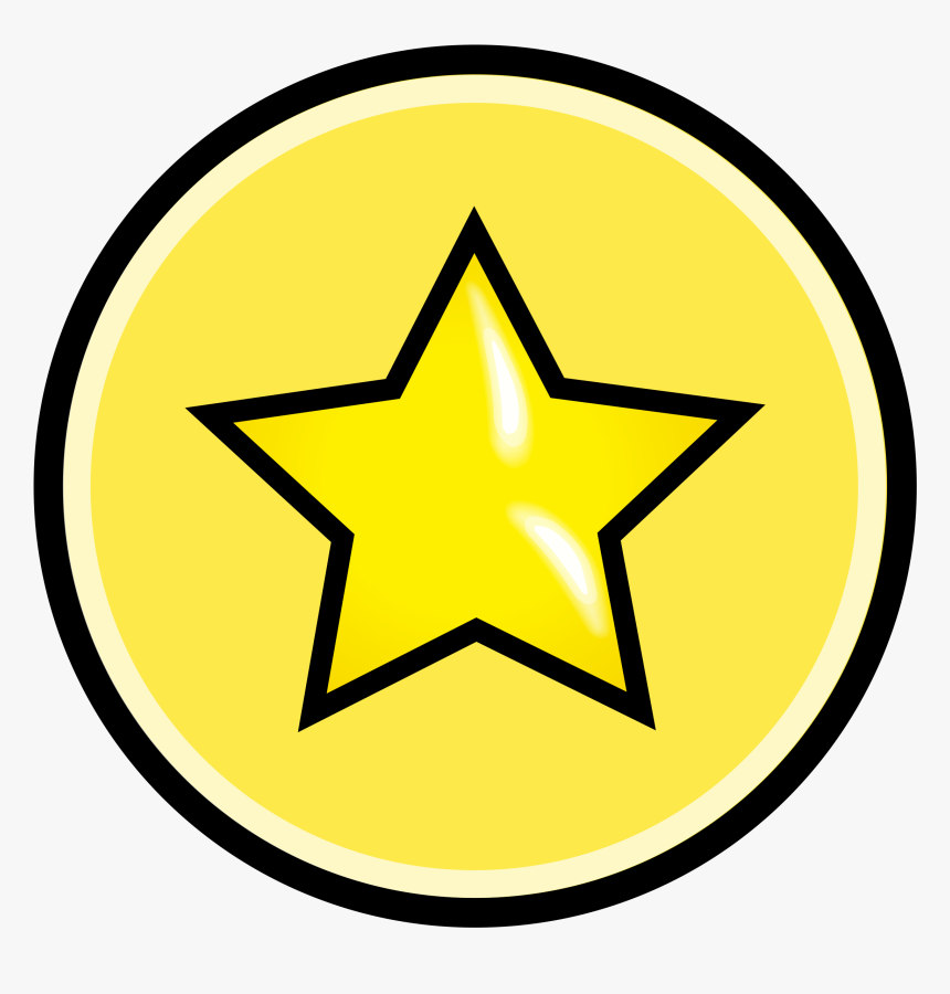 Transparent Star Vector Png - Star Vector Png Circle, Png Download, Free Download