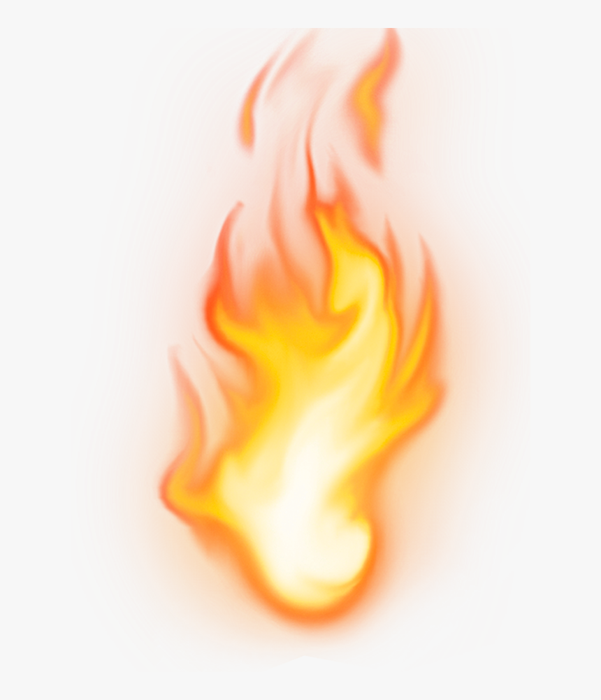 Flame Computer Software - Png Flame Effect, Transparent Png, Free Download