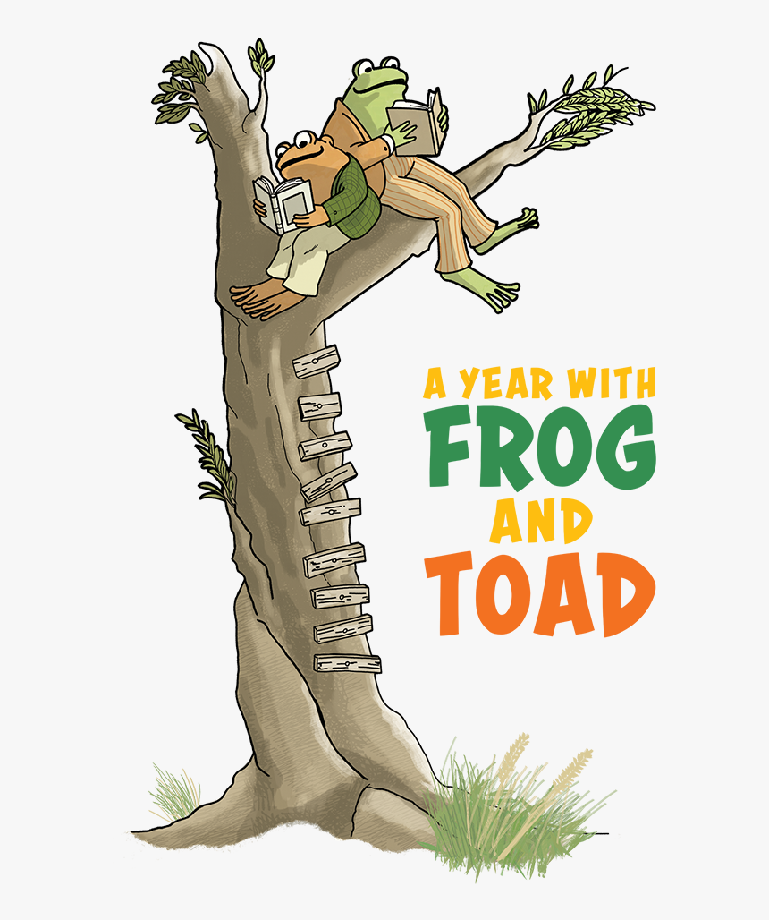 Year With Frog And Toad Poster, HD Png Download, Free Download