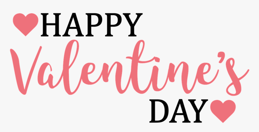 Download Happy Valentines Day Png Transparent Images - Happy Valentines Day Sign, Png Download, Free Download