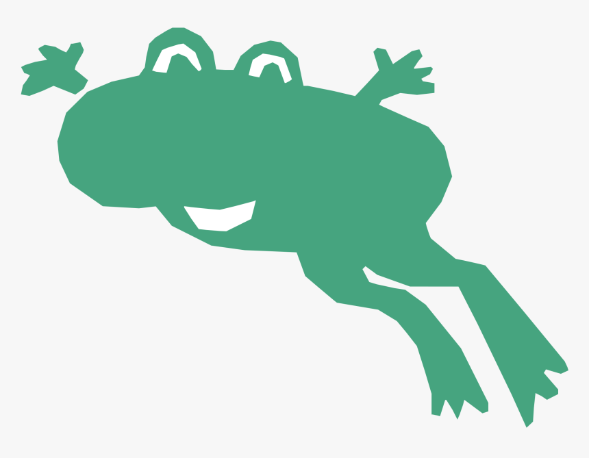 Tree Frog Toad Animal Computer Icons - Frog, HD Png Download, Free Download