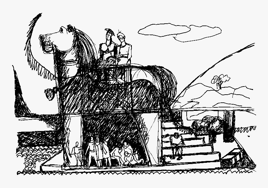 A World Of Imagination - Illustration, HD Png Download, Free Download