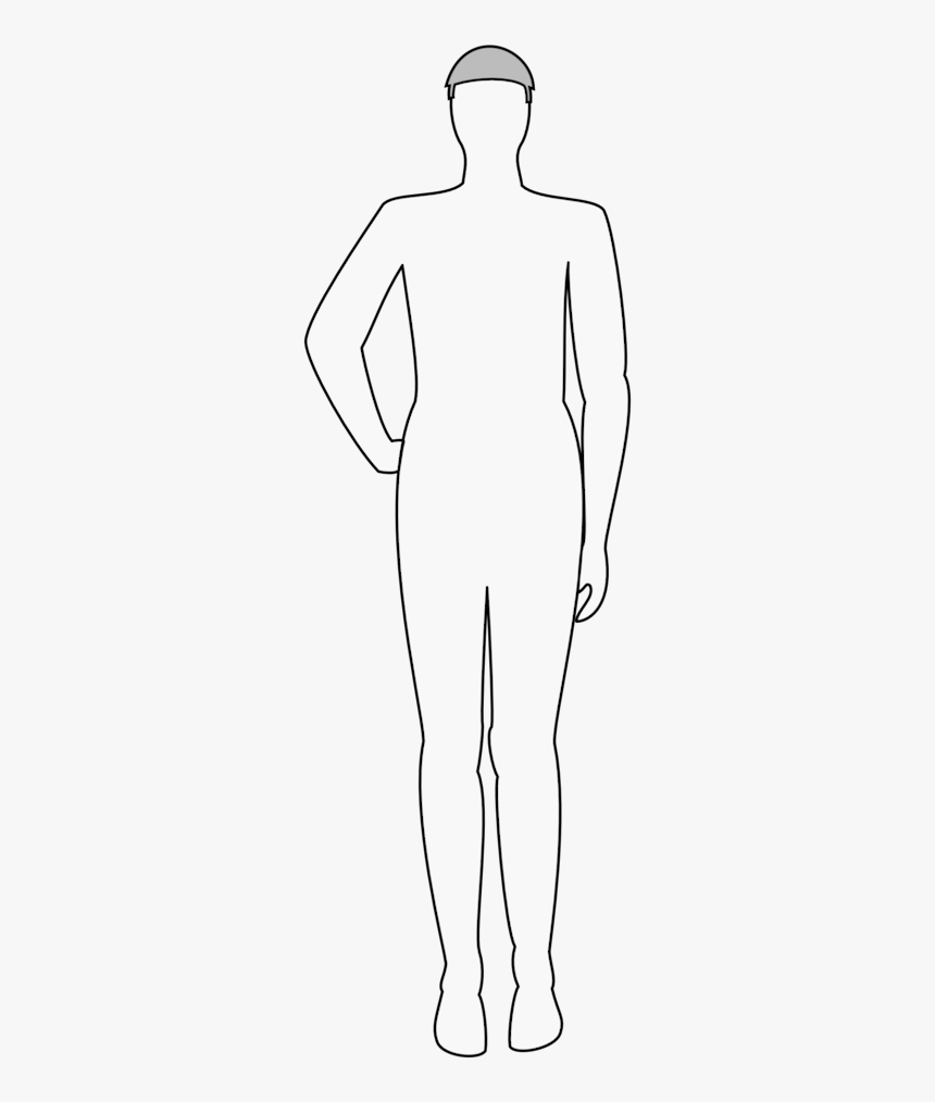 Male Body Silhouette Hd Png Download Kindpng It's a great approach to a design solution! kindpng