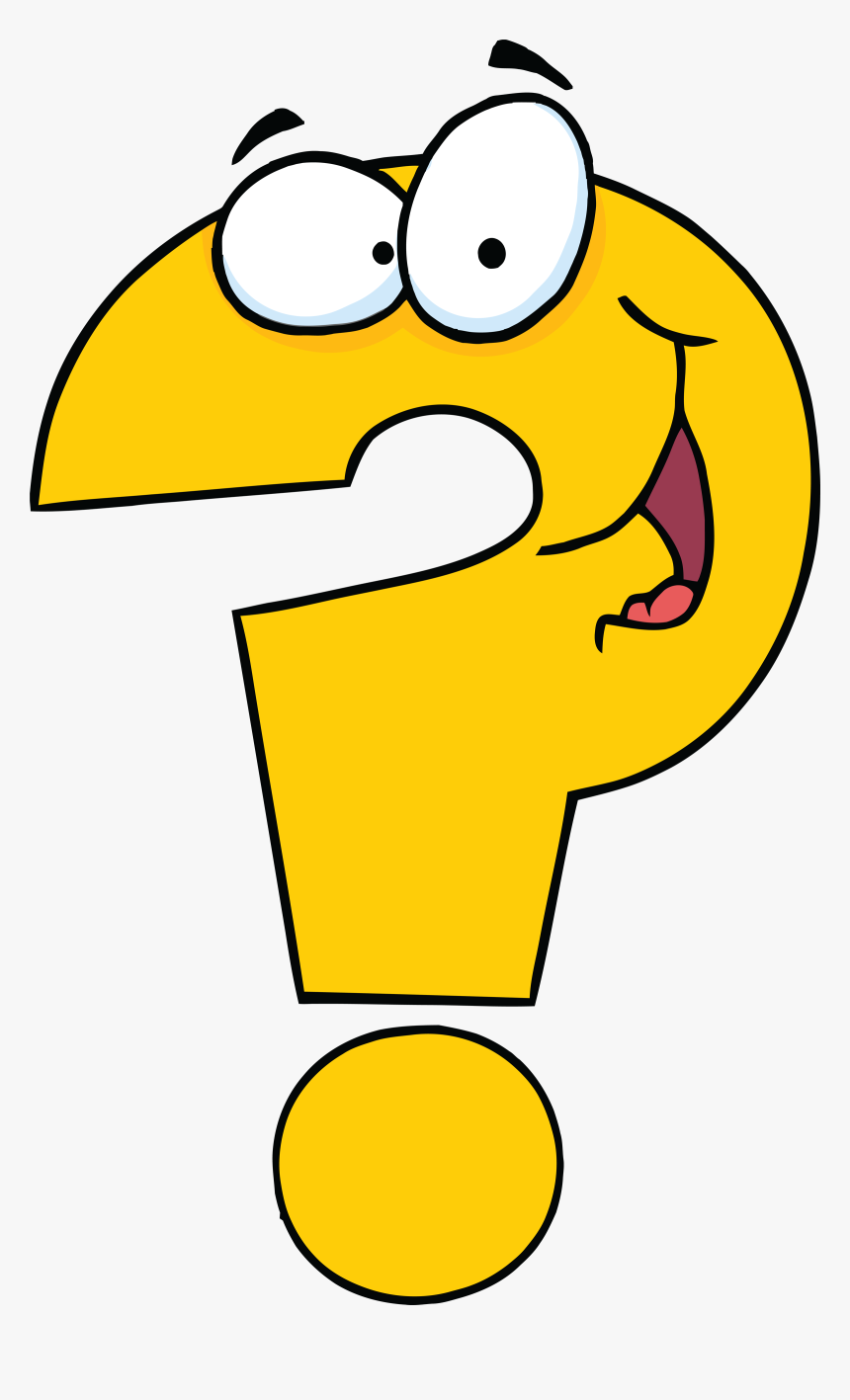 Question Face Face With Question Mark Clipart Kid - Question Mark Art Clip, HD Png Download, Free Download