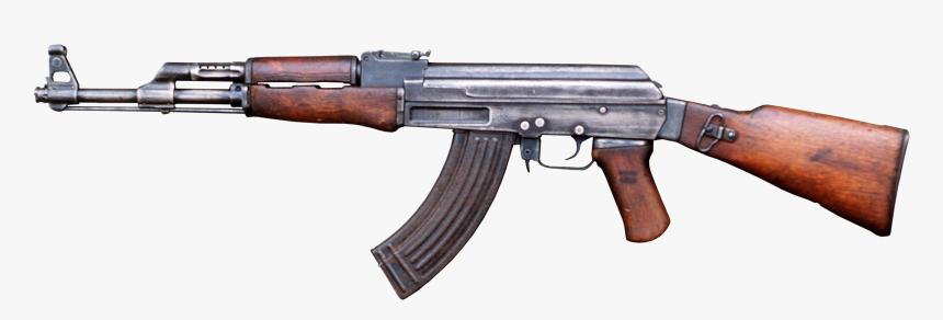 Ak-47 Png - Ak 47 Gun, Transparent Png, Free Download