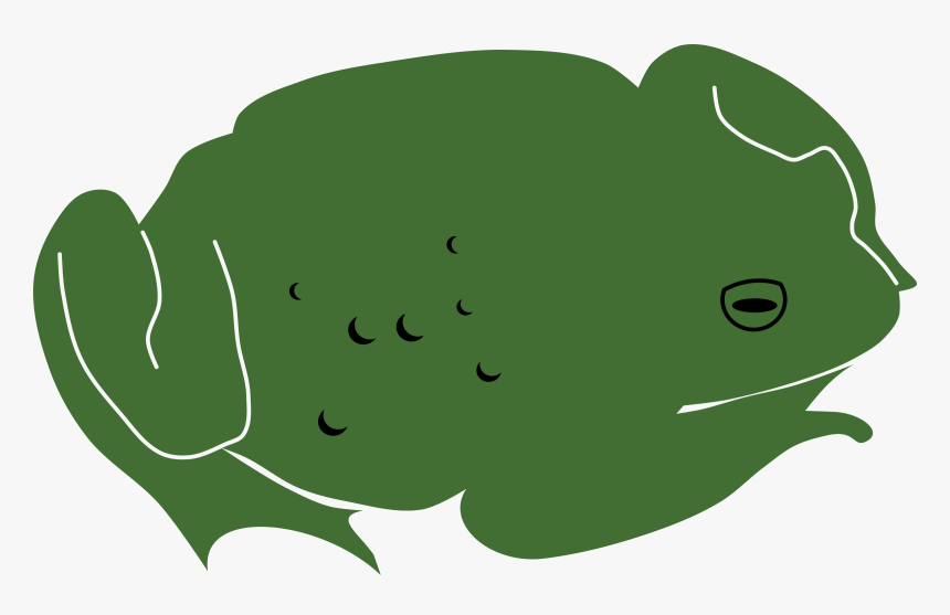 This Free Icons Png Design Of Toad By Rones - Frog, Transparent Png, Free Download