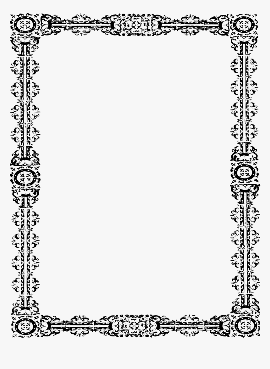 Best Simple Page Borders And Frames Hd Photo Galeries - Dadhimati Mata, HD Png Download, Free Download