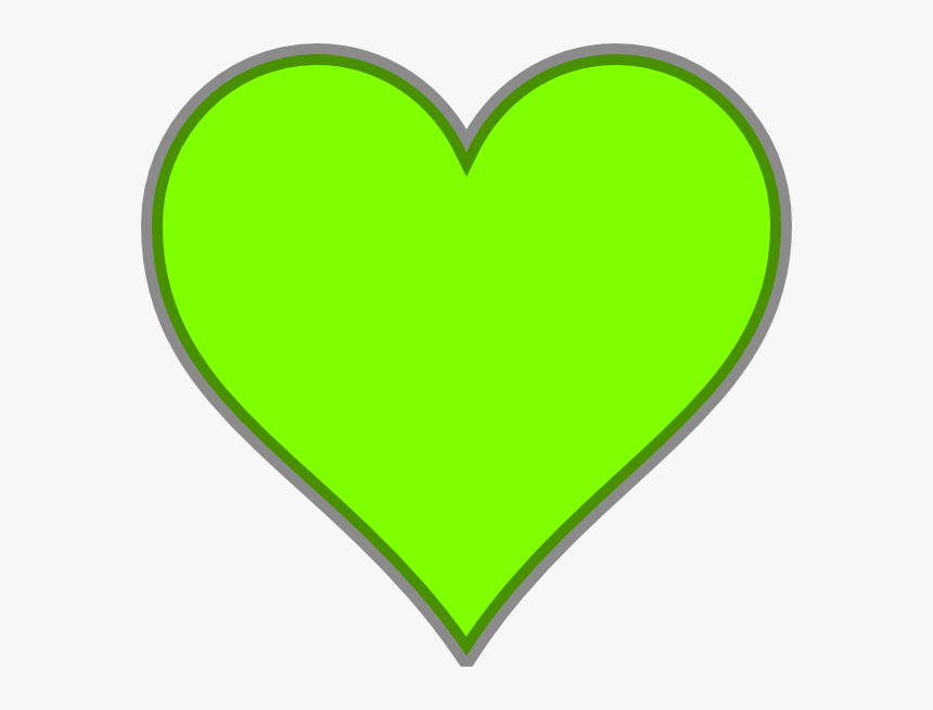 I Love You Svg Clip Arts - Green I Love You, HD Png Download, Free Download