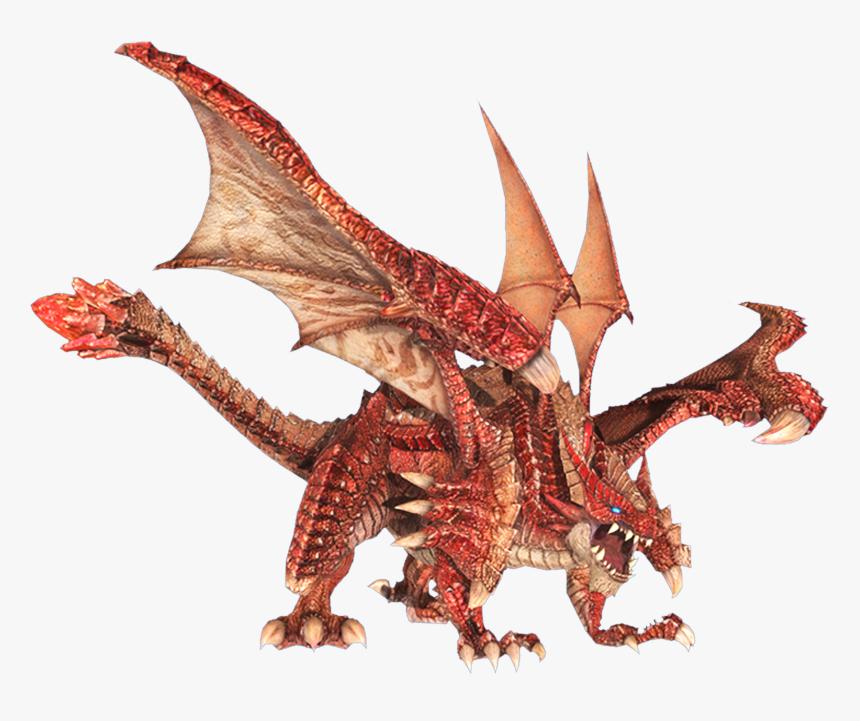 Star Ocean Wiki - Dragon, HD Png Download, Free Download