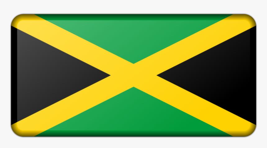 Jamaica Banner Transparent, HD Png Download, Free Download