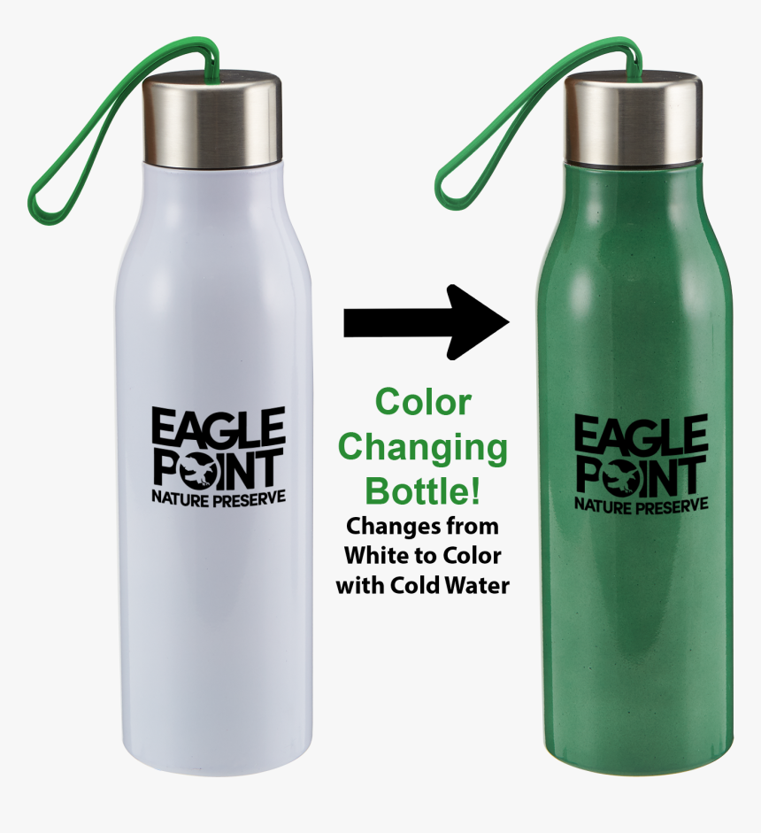 24oz Mood Stainless Steel Bottle - Water Bottle, HD Png Download, Free Download